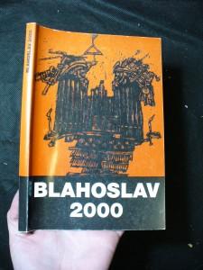 náhled knihy - Blahoslav 2000