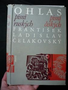 náhled knihy - Ohlas písní ruských ; Ohlas písní českých