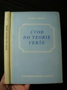 náhled knihy - Úvod do teorie verše