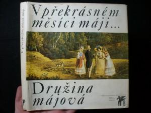 náhled knihy - V překrásném měsíci máji : (Družina májová)