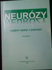 náhled knihy - Neurózy a jejich výskyt v populaci