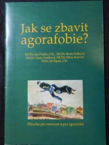 náhled knihy - Jak se zbavit agorafobie?