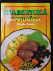 náhled knihy - Diabetická kuchařka