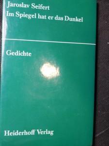 náhled knihy - Im Spiegel hat er das Dunkel : tschechisch und deutsch
