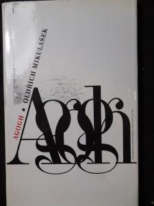 náhled knihy - Agogh : verše z let 1969-1971