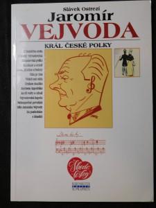 náhled knihy - Jaromír Vejvoda, král české polky