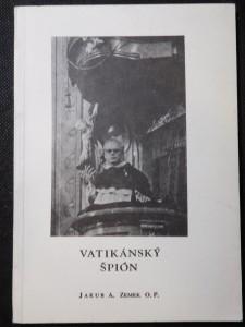 náhled knihy - Vatikánský špión