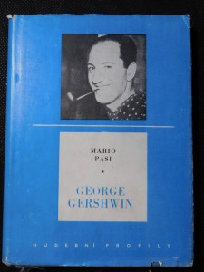 náhled knihy - George Gershwin