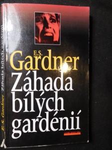 náhled knihy - Záhada bílých gardénií