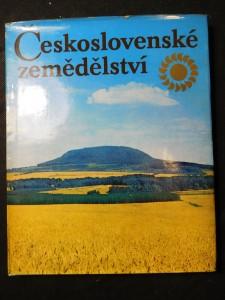 náhled knihy - Československé zemědělství : [fotografická publikace