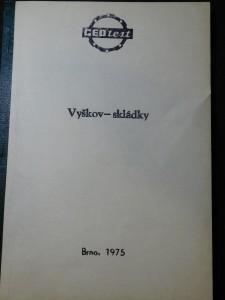 náhled knihy - Vyškov-skládky
