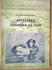 náhled knihy - Myslivec hospodaří na vodě