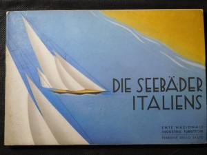 náhled knihy - Die Seebäder Italiens