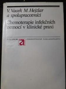 náhled knihy - Chemoterapie infekčních nemocí v klinické praxi