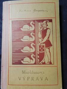 náhled knihy - Maeldunova výprava a jiné povídky