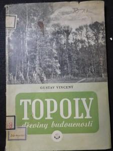 náhled knihy - Topoly - dřeviny budoucnosti