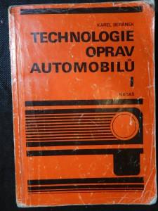 náhled knihy - Technologie oprav automobilů I : Učební text pro 2. roč. učebního oboru mechanik opravář