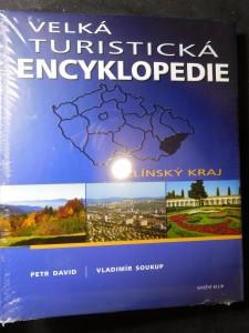 náhled knihy - Velká turistická encyklopedie. Zlínský kraj