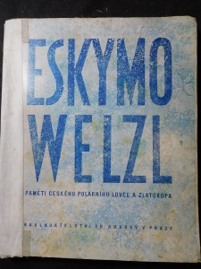 náhled knihy - Paměti českého polárního lovce a zlatokopa