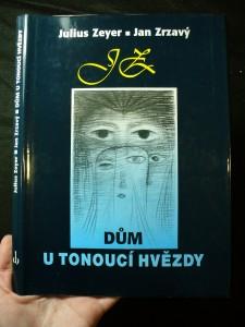 náhled knihy - Dům U tonoucí hvězdy
