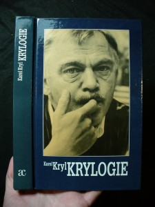 náhled knihy - Krylogie : autorské pořady vysílané v letech 1975-1989 rozhlasovou stanicí Svobodná Evropa