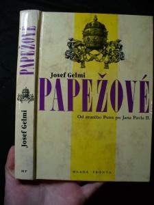 náhled knihy - Papežové : od svatého Petra po Jana Pavla II.