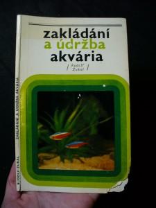 náhled knihy - Zakládání a údržba akvária