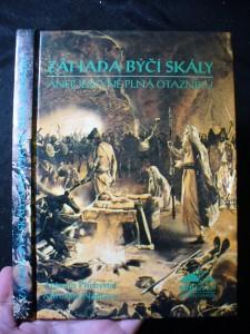 náhled knihy - Záhada Býčí skály aneb jeskyně plná otazníků
