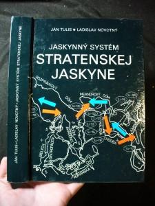 náhled knihy - Jaskynný systém Stratenskej jaskyne