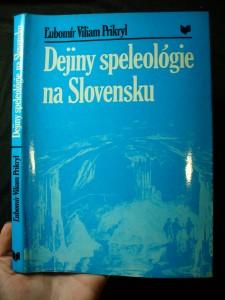 náhled knihy - Dejiny speleológie na Slovensku