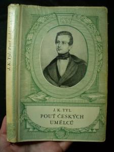 náhled knihy - Pouť českých umělců