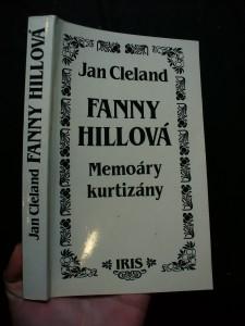 náhled knihy - Fanny Hillová : memoáry kurtizány