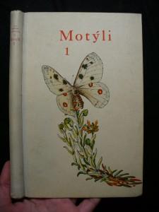 náhled knihy - Motýli denní. 1