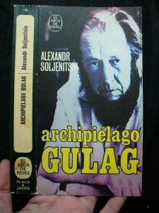 náhled knihy - Archipiélago Gulag
