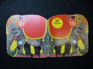 náhled knihy - Puri, der elepfant