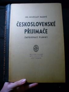 náhled knihy - Československé přijimače : zapojovací plánky rozhlasových přístrojů