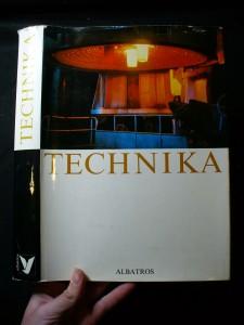 náhled knihy - Technika : člověk přetváří svět