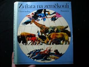 náhled knihy - Zvířata na zeměkouli