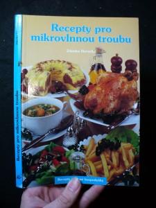 náhled knihy - Recepty pro mikrovlnnou troubu