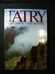 náhled knihy - Tatry Nízke-Západné-Vysoké-Belianske