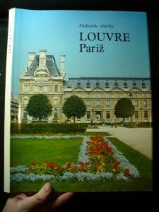 náhled knihy - Louvre Paríž : Maliarske zbierky