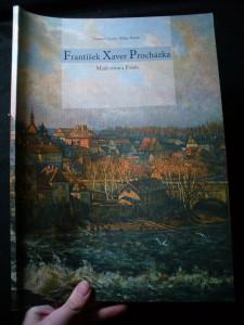 náhled knihy - František Xaver Procházka : malíř zvířat a Polabí