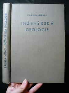 náhled knihy - Inženýrská geologie