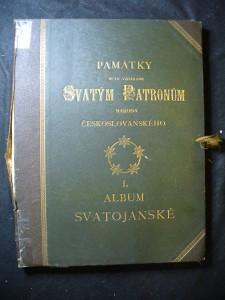 náhled knihy - Album Svatojánské. Sv. 1