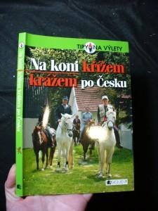 náhled knihy - Na koni křížem krážem po Česku