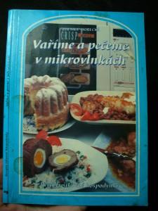náhled knihy - Vaříme a pečeme v mikrovlnkách