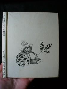 náhled knihy - Dora a medvěd : pro děti od 6 let