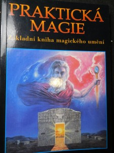 náhled knihy - Praktická magie : základní kniha magického umění