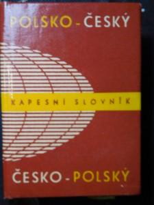 náhled knihy - Polsko-český kapesní slovník