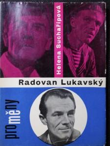 náhled knihy - Radovan Lukavský